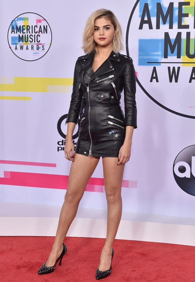The Leather Look