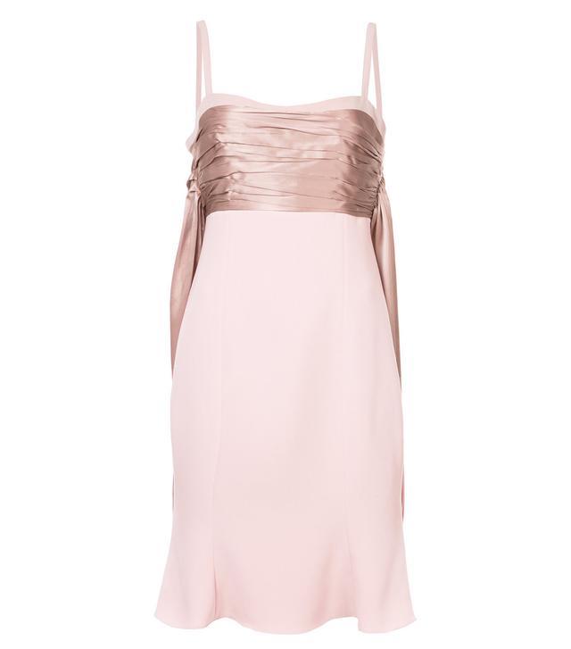 Cinq à Sept Draped Detail Dress