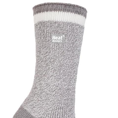 Thermal Stripe Sock