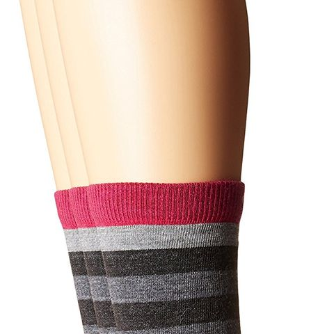 Merino Wool Good Witch Crew Light Sock
