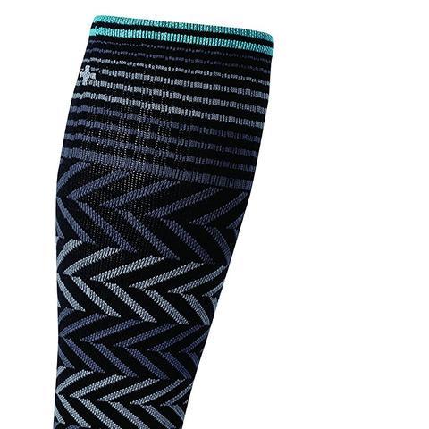 Chevron Graduated Compression Socks