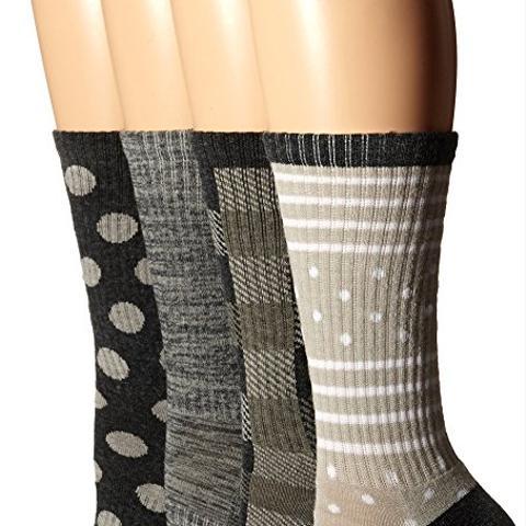 Warm Merino Cushion Crew Boot Sock