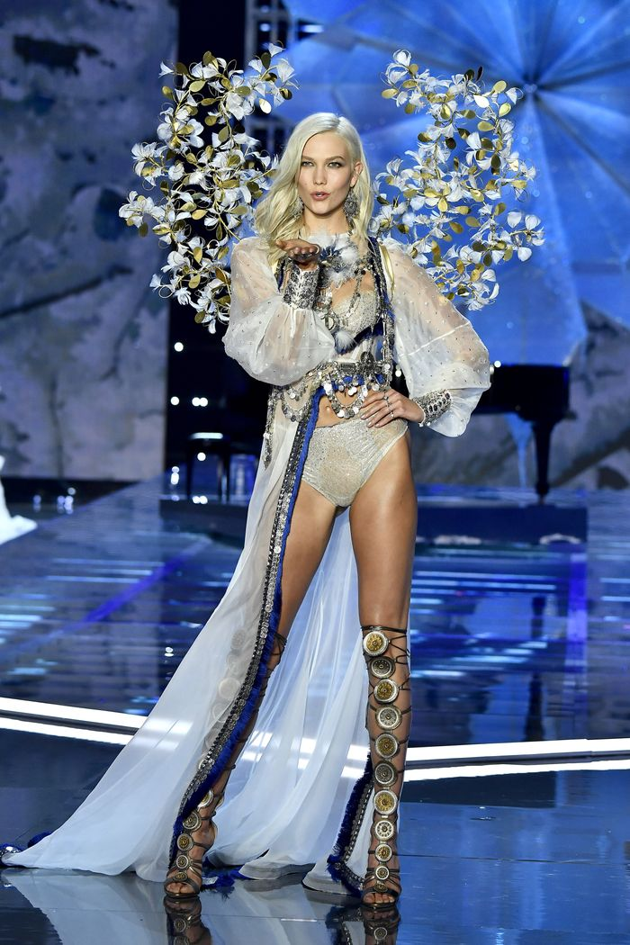 The Craziest Looks From The Victoria S Secret Fashion Show