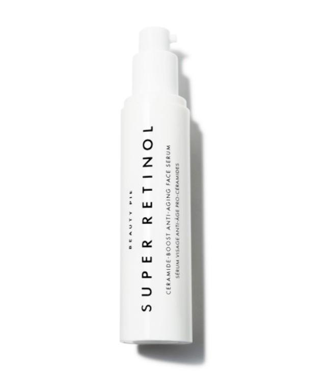 Retinol for sensitive skin: Beauty Pie Super Retinol Ceramide Boost Anti-Aging Face Serum