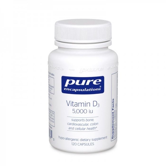 Vitamin D Supplement by Pure Encapsulations