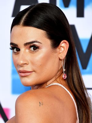 Exclusive: Getting Ready With Lea Michele for the American Music Awards