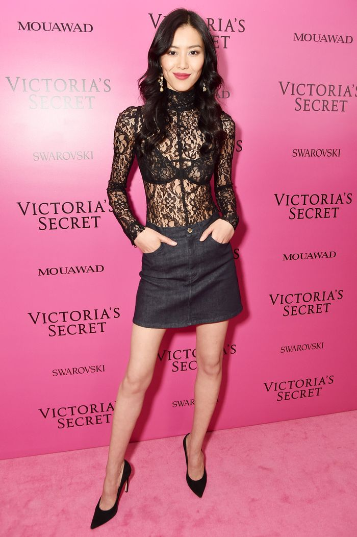 The Best After Party Looks From The Vs Fashion Show Who