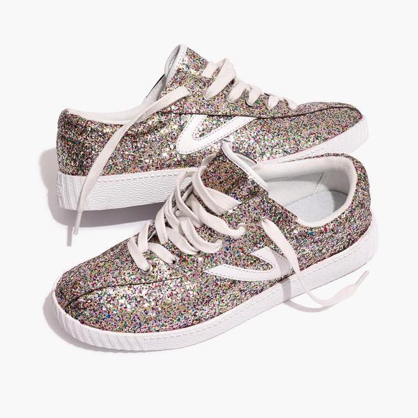 x Tretorn® Nylite Plus Sneakers in Glitter