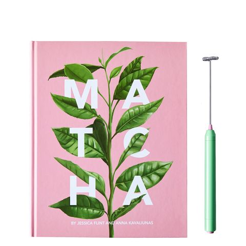 Matcha Guide Book and Whisk