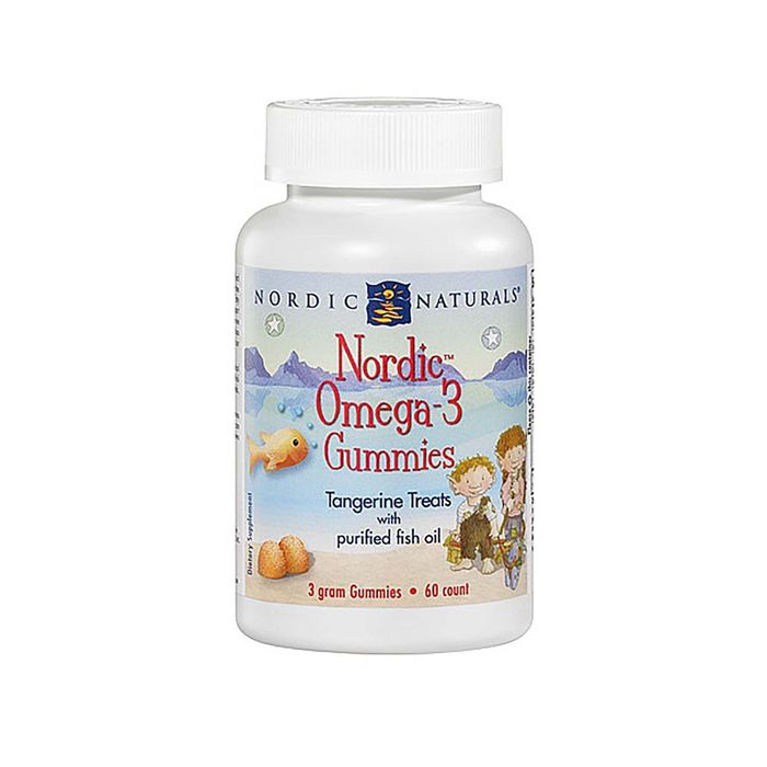 Nordic Omega-3 Gummies by Nordic Naturals
