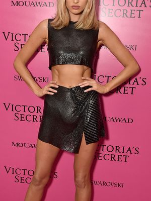 This VS Model Just Wore $55 Heels on the Red Carpet