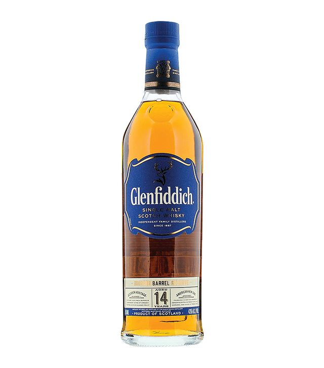 Glenfiddich 14-Year Bourbon Barrel Reserve