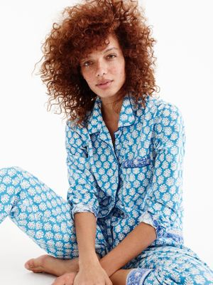 J.Crew Created the Cutest New Pajamas You'll Want to Wear All Day
