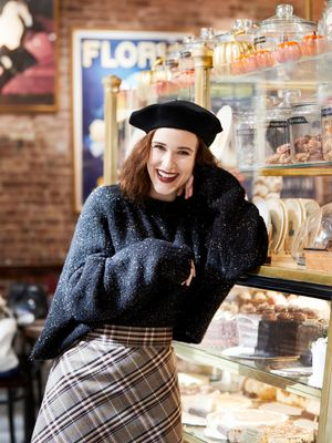 My New York: Actress Rachel Brosnahan Gives Us Insider Access to the Big Apple