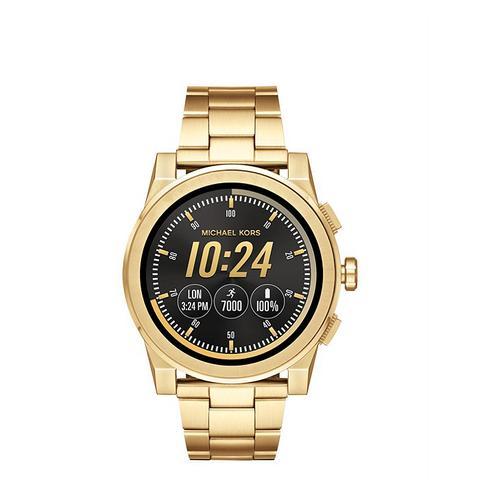 Grayson Gold-Tone Smartwatch