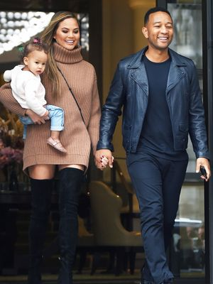 Chrissy Teigen Just Announced Her Pregnancy With the Cutest Video