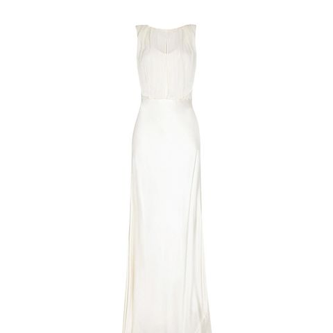 Hollywood Claudia Dress in Ivory
