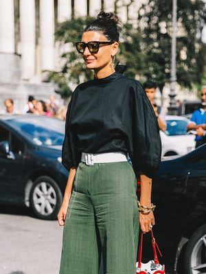 Your Most Stylish Friends Will Soon Be Wearing These Cool Gaucho Pants
