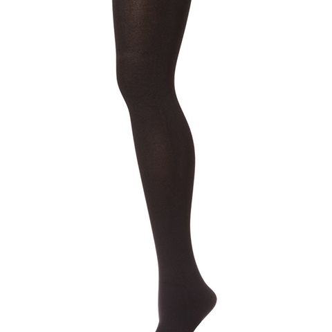 Super-Opaque Tights With Control Top