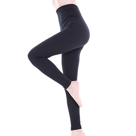 Winter Thick Warm Fleece Lined Thermal Stretchy Pantyhose Tights