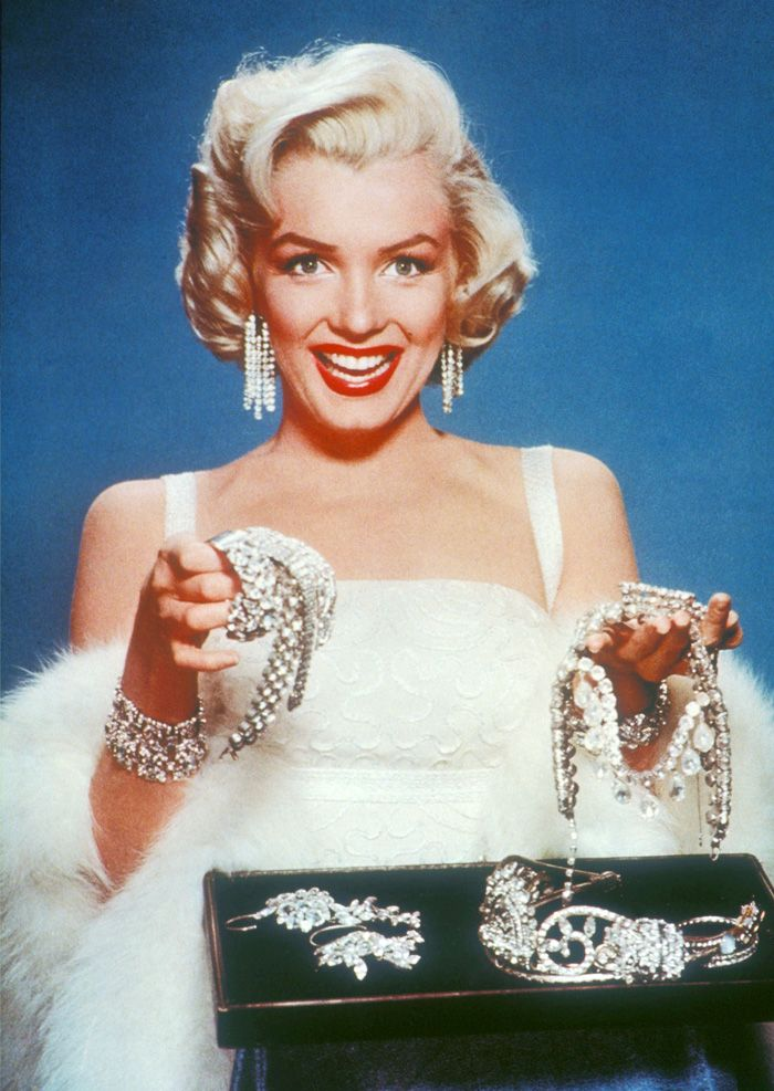 Luxury christmas gift guide: Marilyn Monroe