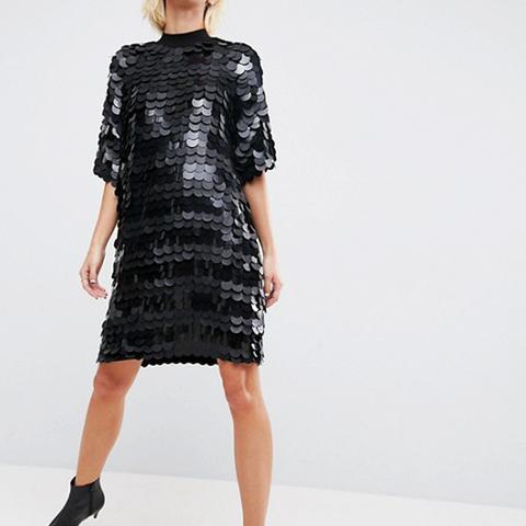 Premium Sequin Mini Dress