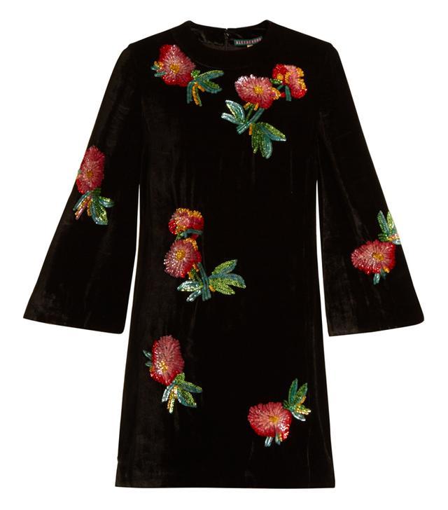 AlexaChung Sequin-Embellished Tunic