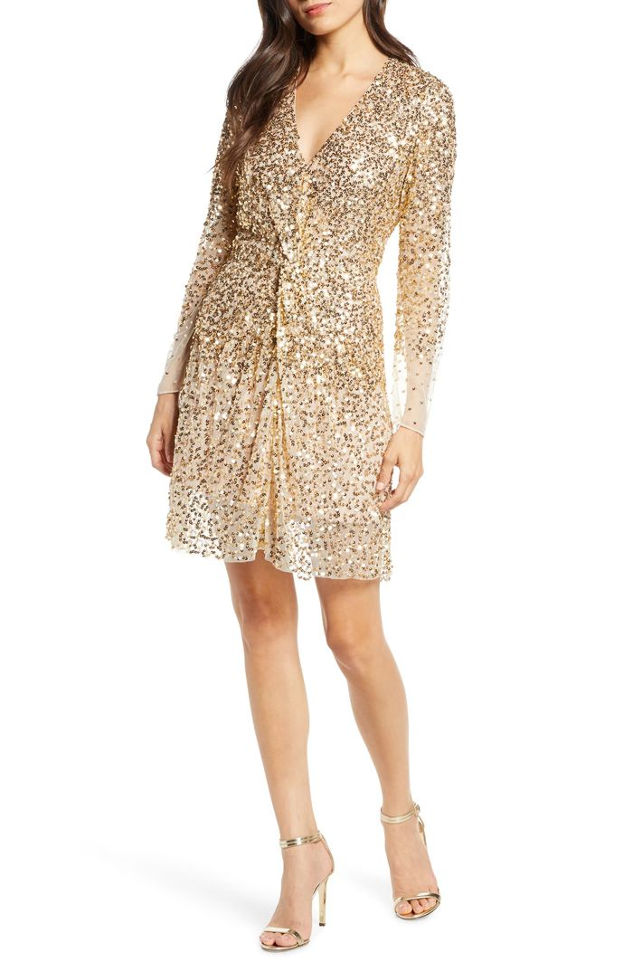 The Chicest Colors To Wear For New Year S Eve Who What Wear