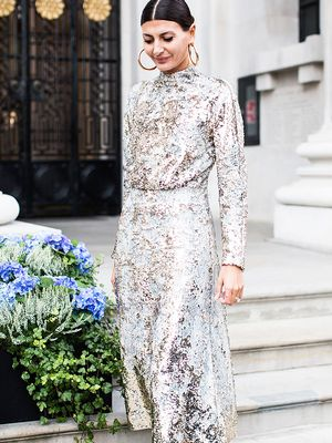 The Chicest Colors to Wear for New Year's Eve
