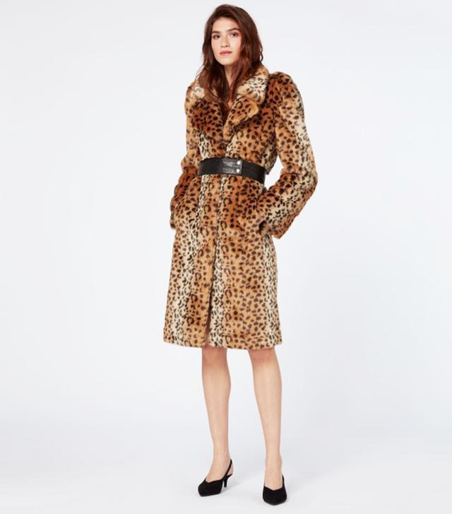 Millie Mackintosh Felicity Faux Fur Coat