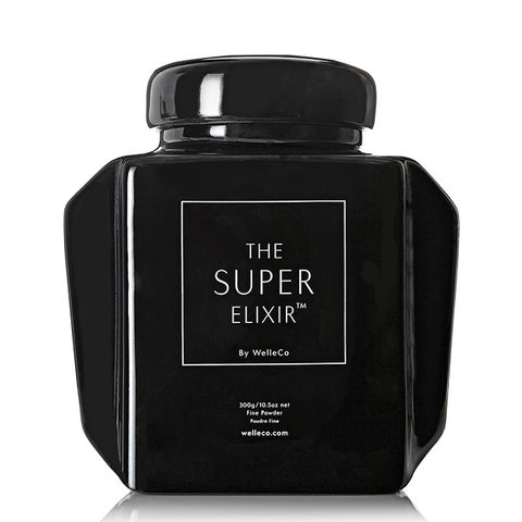 The Super Elixir with caddy