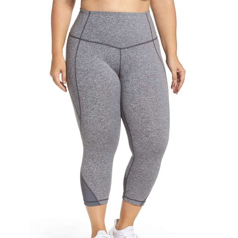 Hatha High-Waist Cropped Leggings