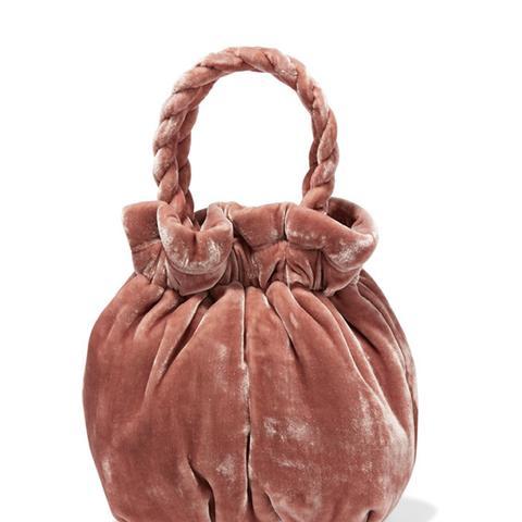 Grace Bag in Dusty Rose