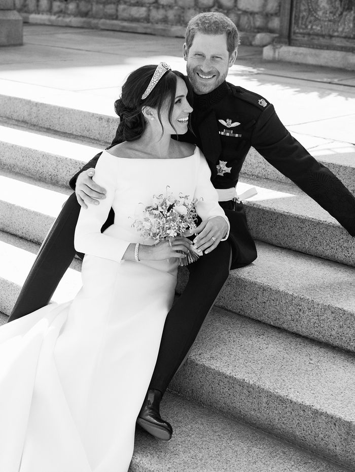 Meghan Markle wedding dress: Clare Waight Keller Givenchy