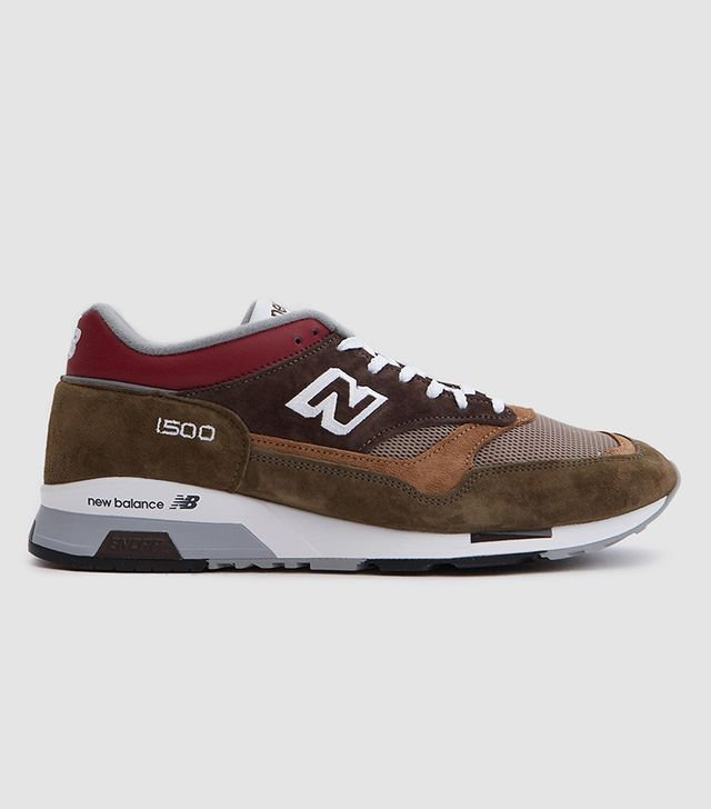 Made in UK M1500 V1 in Brown/Beige