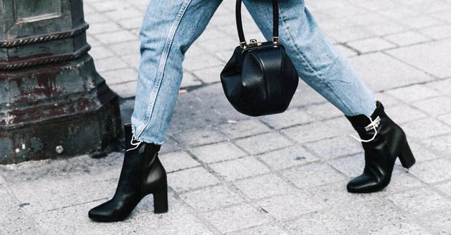 Meet the Black Booties You'll Wear Forever