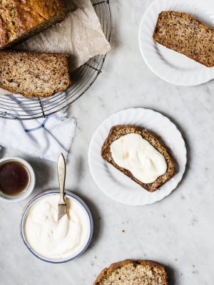 This Dietitian Specializes in Weight Loss—She Swears By This Banana Bread Recipe