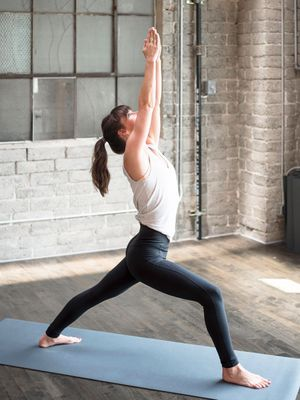 Yoga for Anxiety—These 3 Simple Poses Will Do the Trick