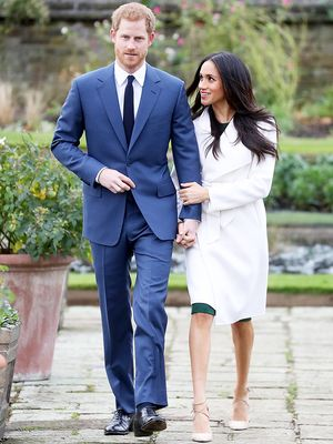 It's Official: Prince Harry and Meghan Markle Are Engaged