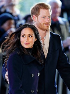 Prince Harry and Meghan Markle Reveal the First Details About Their Wedding Day