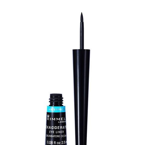Exaggerate Waterproof Liquid Eyeliner