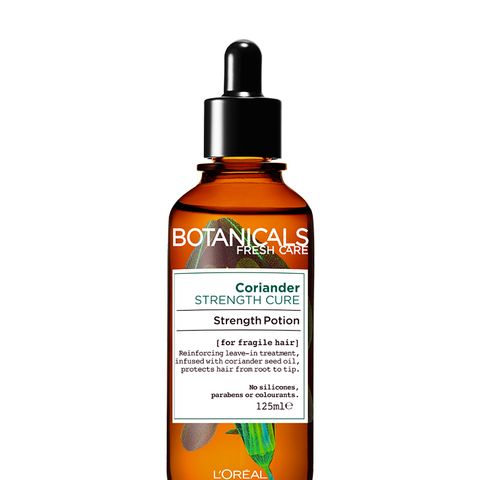 Botanicals Coriander Strength Cure Strength Potion