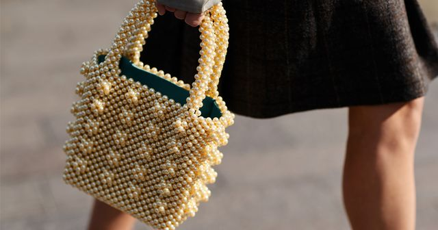 Shrimps Beaded Antonia Bag Whowhatwear Uk