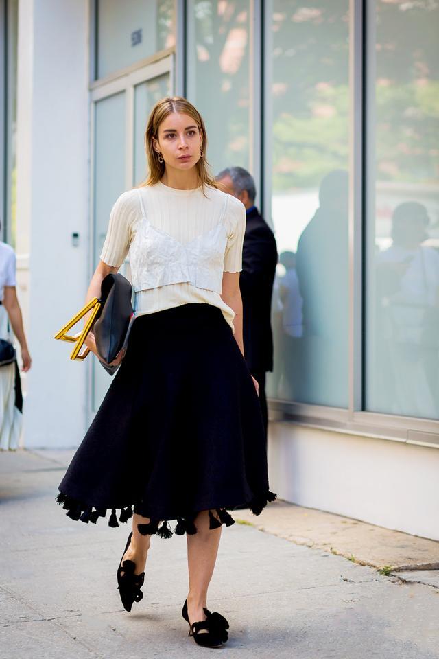 Irina Lakicevic Street Style
