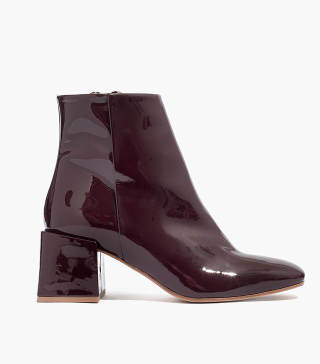 LOQ Lazaro Patent Boots