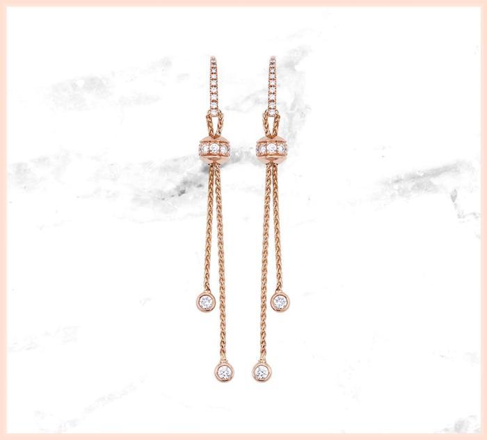 Piaget Drop Earrings