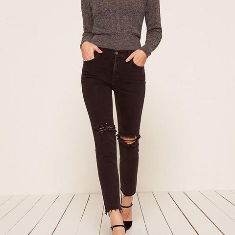 Camille High Cigarette Jeans