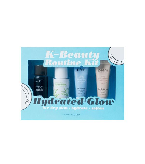 Glow Studio Hydrated Glow K-Beauty Routine