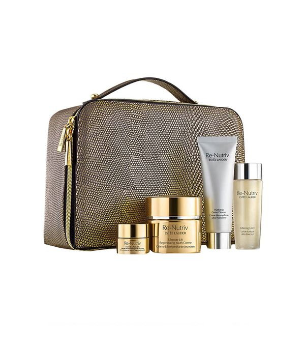 Estee Lauder The Secret of Infinite Beauty Ultimate Lift Regenerating Youth Collection