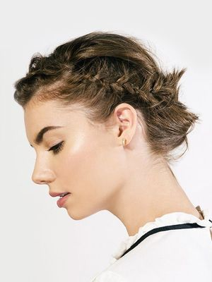 10 Cool and Easy-to-Pull-Off Braids for Short Hair